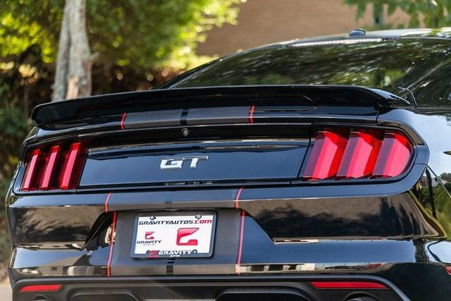 Used 2017 Ford Mustang GT Premium for sale $38,995 at Gravity Autos Atlanta in Chamblee GA 30341 37