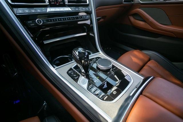 Used 2021 BMW 8 Series M850i xDrive Gran Coupe for sale $104,995 at Gravity Autos Atlanta in Chamblee GA 30341 17
