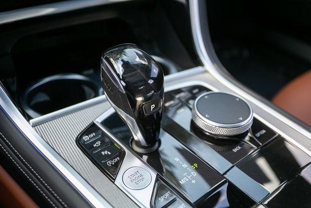 Used 2021 BMW 8 Series M850i xDrive Gran Coupe for sale $104,995 at Gravity Autos Atlanta in Chamblee GA 30341 18