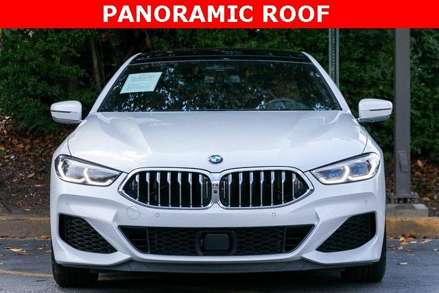 Used 2021 BMW 8 Series M850i xDrive Gran Coupe for sale $104,995 at Gravity Autos Atlanta in Chamblee GA 30341 2