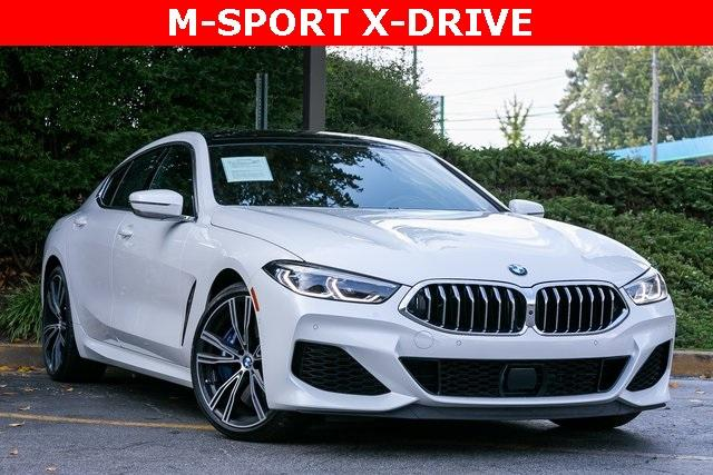 Used 2021 BMW 8 Series M850i xDrive Gran Coupe for sale $104,995 at Gravity Autos Atlanta in Chamblee GA 30341 3