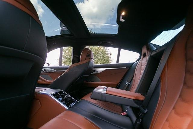Used 2021 BMW 8 Series M850i xDrive Gran Coupe for sale $104,995 at Gravity Autos Atlanta in Chamblee GA 30341 38