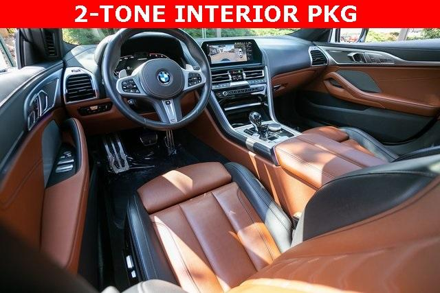 Used 2021 BMW 8 Series M850i xDrive Gran Coupe for sale $104,995 at Gravity Autos Atlanta in Chamblee GA 30341 4