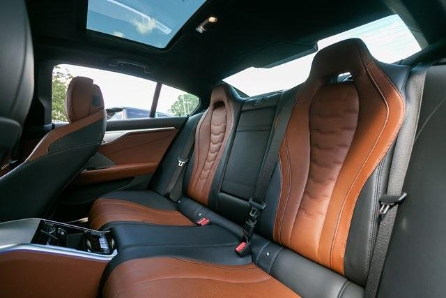 Used 2021 BMW 8 Series M850i xDrive Gran Coupe for sale $104,995 at Gravity Autos Atlanta in Chamblee GA 30341 41