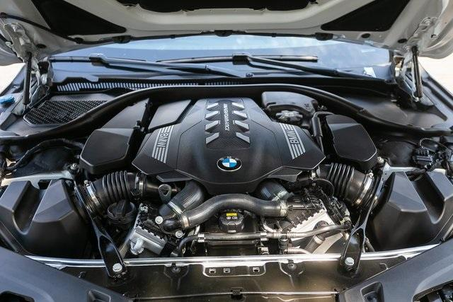 Used 2021 BMW 8 Series M850i xDrive Gran Coupe for sale $104,995 at Gravity Autos Atlanta in Chamblee GA 30341 52