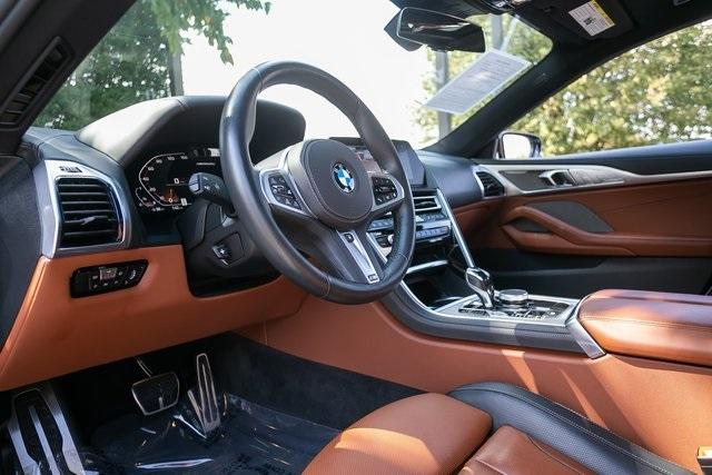 Used 2021 BMW 8 Series M850i xDrive Gran Coupe for sale $104,995 at Gravity Autos Atlanta in Chamblee GA 30341 8