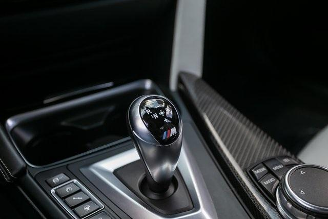 Used 2016 BMW M3 Base for sale Sold at Gravity Autos Atlanta in Chamblee GA 30341 19