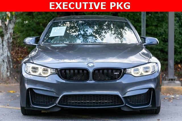 Used 2016 BMW M3 Base for sale Sold at Gravity Autos Atlanta in Chamblee GA 30341 2