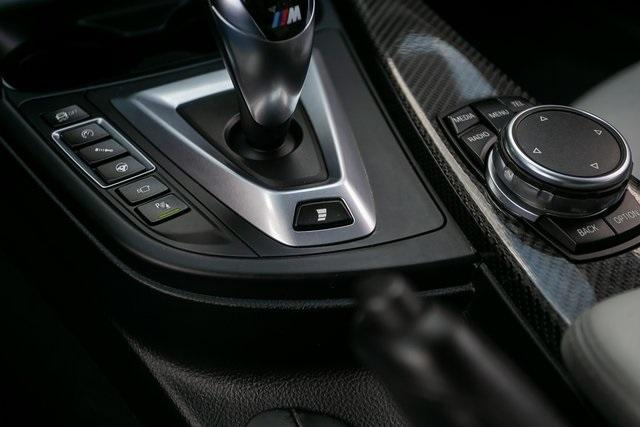 Used 2016 BMW M3 Base for sale Sold at Gravity Autos Atlanta in Chamblee GA 30341 21