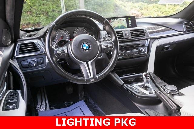 Used 2016 BMW M3 Base for sale Sold at Gravity Autos Atlanta in Chamblee GA 30341 5