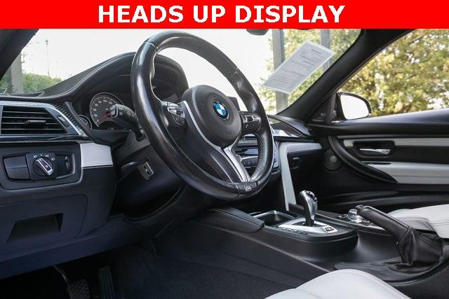 Used 2016 BMW M3 Base for sale Sold at Gravity Autos Atlanta in Chamblee GA 30341 8