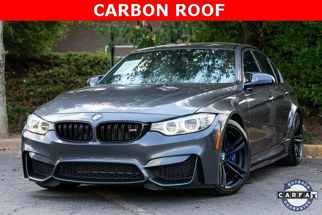Used 2016 BMW M3 Base for sale Sold at Gravity Autos Atlanta in Chamblee GA 30341 1