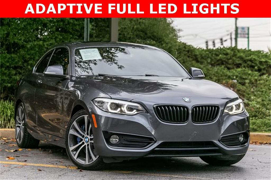 Used 2018 BMW 2 Series 230i for sale $28,795 at Gravity Autos Atlanta in Chamblee GA 30341 3