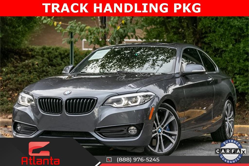 Used 2018 BMW 2 Series 230i for sale $28,795 at Gravity Autos Atlanta in Chamblee GA 30341 1
