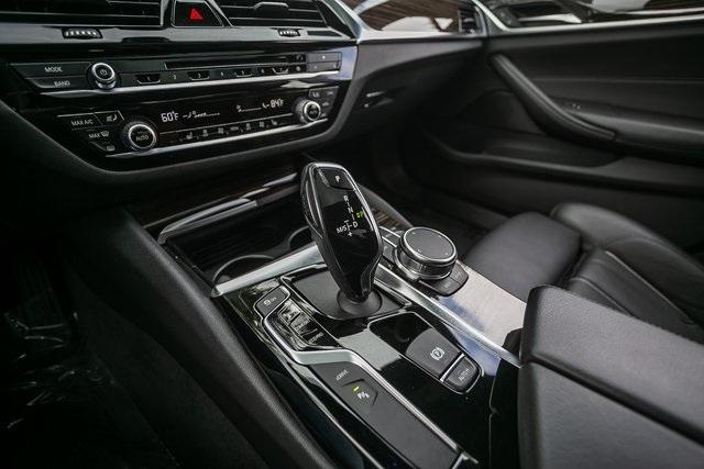 Used 2018 BMW 5 Series 530e iPerformance for sale Sold at Gravity Autos Atlanta in Chamblee GA 30341 19