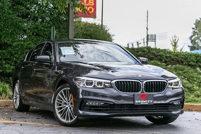 Used 2018 BMW 5 Series 530e iPerformance for sale Sold at Gravity Autos Atlanta in Chamblee GA 30341 3