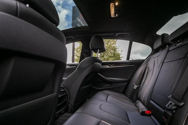 Used 2018 BMW 5 Series 530e iPerformance for sale Sold at Gravity Autos Atlanta in Chamblee GA 30341 38