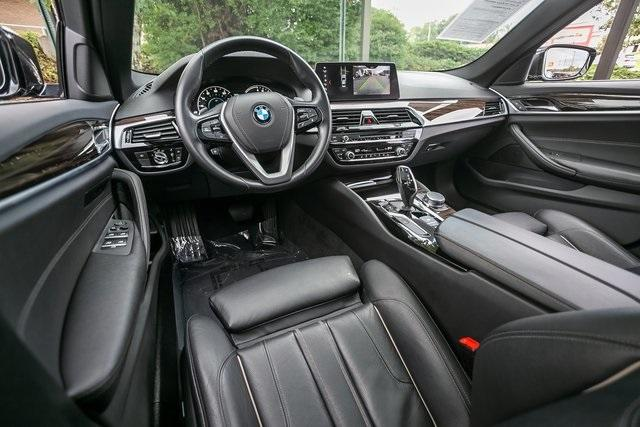 Used 2018 BMW 5 Series 530e iPerformance for sale Sold at Gravity Autos Atlanta in Chamblee GA 30341 4