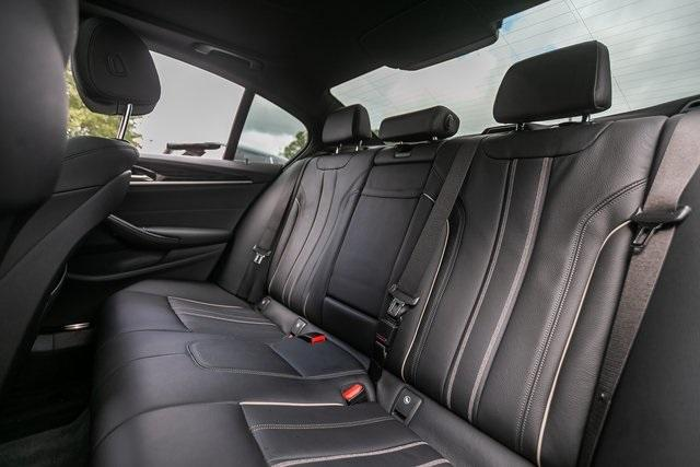 Used 2018 BMW 5 Series 530e iPerformance for sale Sold at Gravity Autos Atlanta in Chamblee GA 30341 41