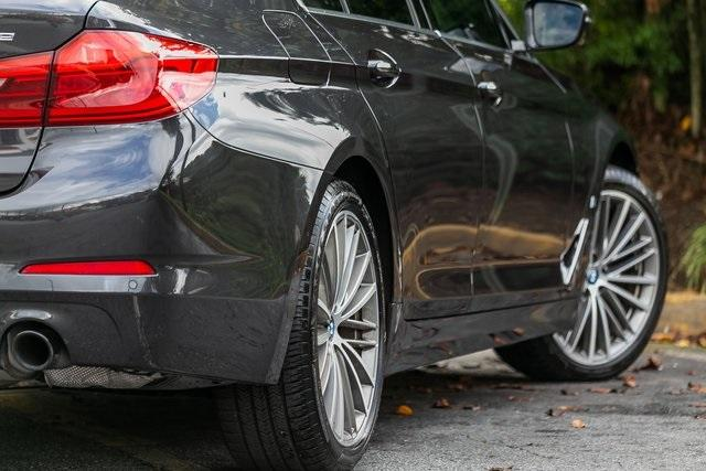 Used 2018 BMW 5 Series 530e iPerformance for sale Sold at Gravity Autos Atlanta in Chamblee GA 30341 46