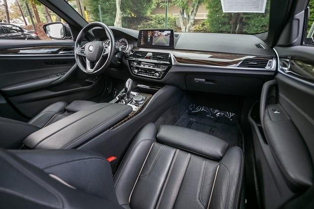 Used 2018 BMW 5 Series 530e iPerformance for sale Sold at Gravity Autos Atlanta in Chamblee GA 30341 6