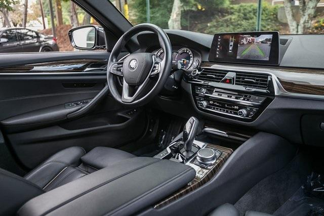 Used 2018 BMW 5 Series 530e iPerformance for sale Sold at Gravity Autos Atlanta in Chamblee GA 30341 7