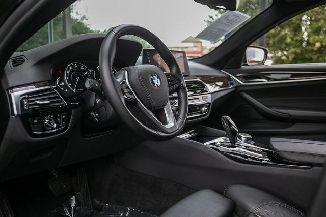 Used 2018 BMW 5 Series 530e iPerformance for sale Sold at Gravity Autos Atlanta in Chamblee GA 30341 8
