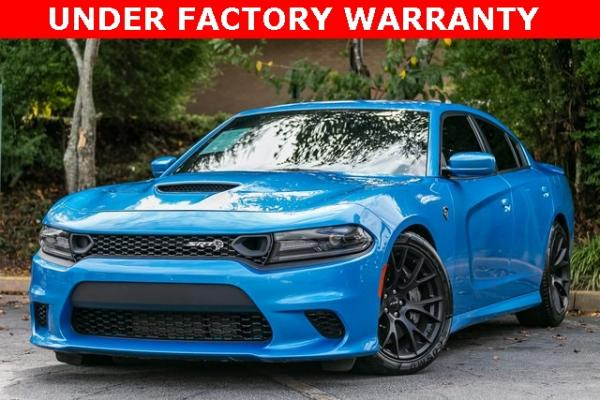 Used Used 2019 Dodge Charger SRT Hellcat for sale $66,995 at Gravity Autos Atlanta in Chamblee GA