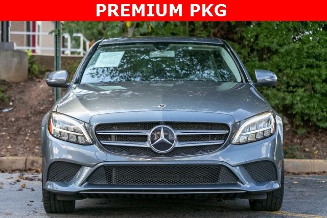 Used 2019 Mercedes-Benz C-Class C 300 for sale $33,995 at Gravity Autos Atlanta in Chamblee GA 30341 2
