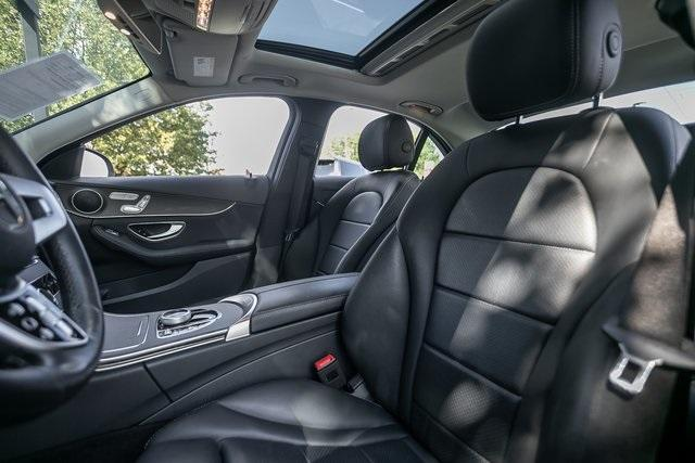 Used 2019 Mercedes-Benz C-Class C 300 for sale $33,995 at Gravity Autos Atlanta in Chamblee GA 30341 29