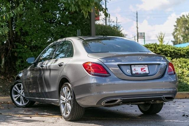 Used 2019 Mercedes-Benz C-Class C 300 for sale $33,995 at Gravity Autos Atlanta in Chamblee GA 30341 35