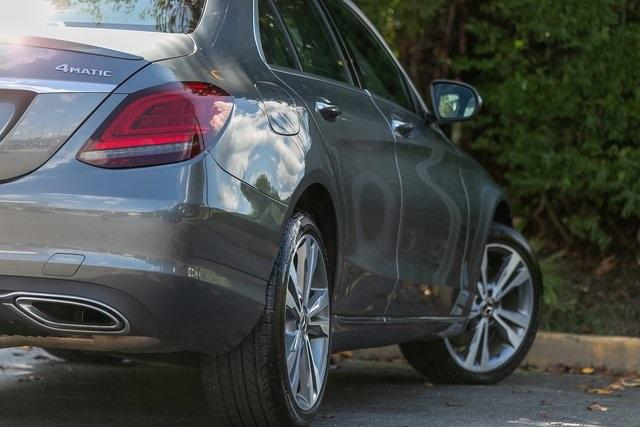 Used 2019 Mercedes-Benz C-Class C 300 for sale $33,995 at Gravity Autos Atlanta in Chamblee GA 30341 39