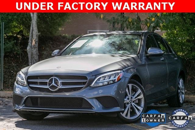 Used 2019 Mercedes-Benz C-Class C 300 for sale $33,995 at Gravity Autos Atlanta in Chamblee GA 30341 1