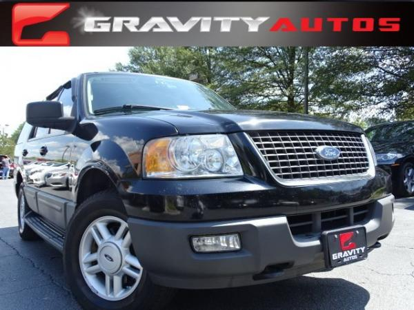 Used 2004 Ford Expedition XLT for sale Sold at Gravity Autos in Roswell GA 30076 1