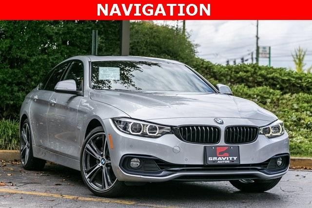 Used 2019 BMW 4 Series 430i xDrive Gran Coupe for sale $34,995 at Gravity Autos Atlanta in Chamblee GA 30341 3