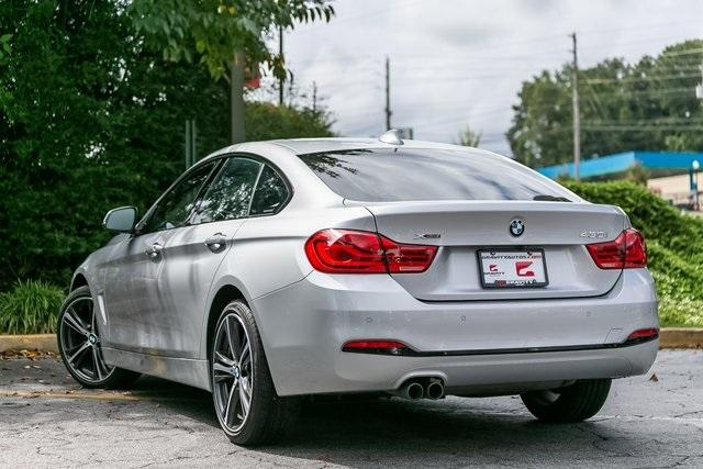 Used 2019 BMW 4 Series 430i xDrive Gran Coupe for sale $34,995 at Gravity Autos Atlanta in Chamblee GA 30341 39
