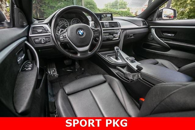 Used 2019 BMW 4 Series 430i xDrive Gran Coupe for sale $34,995 at Gravity Autos Atlanta in Chamblee GA 30341 4