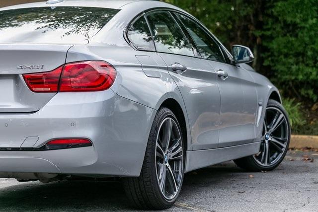 Used 2019 BMW 4 Series 430i xDrive Gran Coupe for sale $34,995 at Gravity Autos Atlanta in Chamblee GA 30341 43