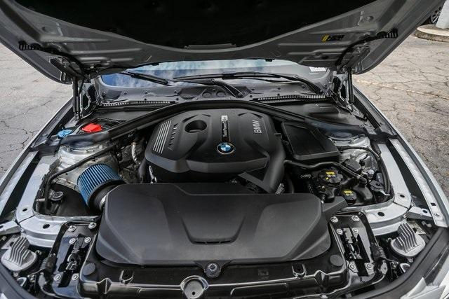 Used 2019 BMW 4 Series 430i xDrive Gran Coupe for sale $34,995 at Gravity Autos Atlanta in Chamblee GA 30341 47