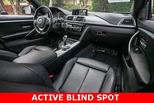 Used 2019 BMW 4 Series 430i xDrive Gran Coupe for sale $34,995 at Gravity Autos Atlanta in Chamblee GA 30341 6