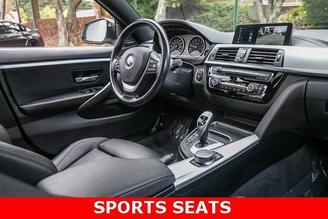 Used 2019 BMW 4 Series 430i xDrive Gran Coupe for sale $34,995 at Gravity Autos Atlanta in Chamblee GA 30341 7