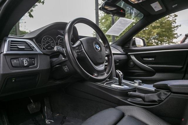 Used 2019 BMW 4 Series 430i xDrive Gran Coupe for sale $34,995 at Gravity Autos Atlanta in Chamblee GA 30341 8