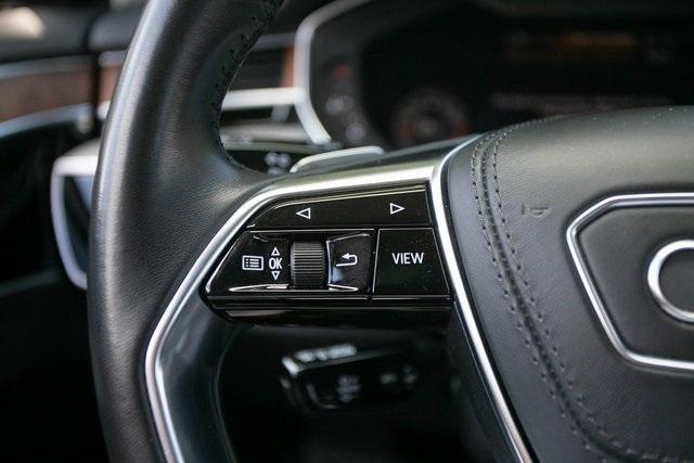 Used 2019 Audi A8 L 55 for sale $59,495 at Gravity Autos Atlanta in Chamblee GA 30341 10