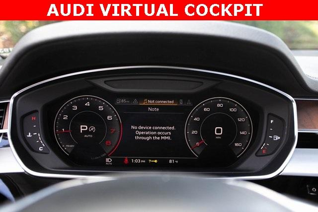 Used 2019 Audi A8 L 55 for sale $59,495 at Gravity Autos Atlanta in Chamblee GA 30341 17