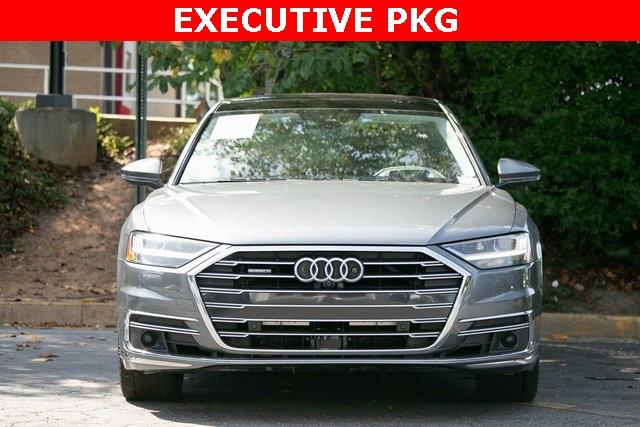 Used 2019 Audi A8 L 55 for sale $59,495 at Gravity Autos Atlanta in Chamblee GA 30341 2