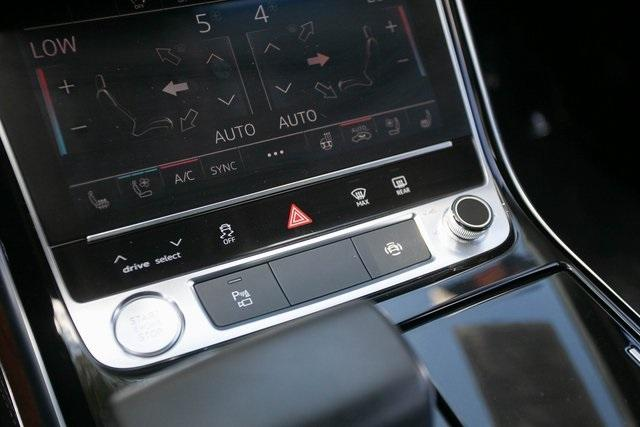 Used 2019 Audi A8 L 55 for sale $59,495 at Gravity Autos Atlanta in Chamblee GA 30341 24