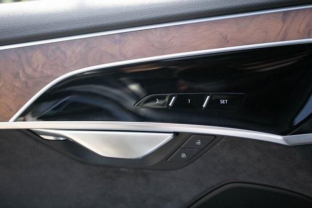 Used 2019 Audi A8 L 55 for sale $59,495 at Gravity Autos Atlanta in Chamblee GA 30341 30