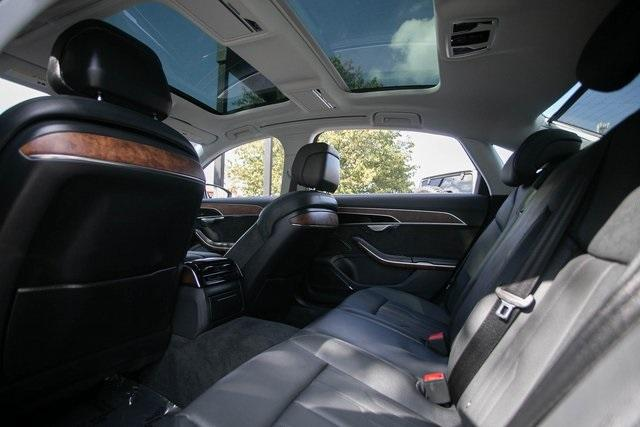 Used 2019 Audi A8 L 55 for sale $59,495 at Gravity Autos Atlanta in Chamblee GA 30341 37