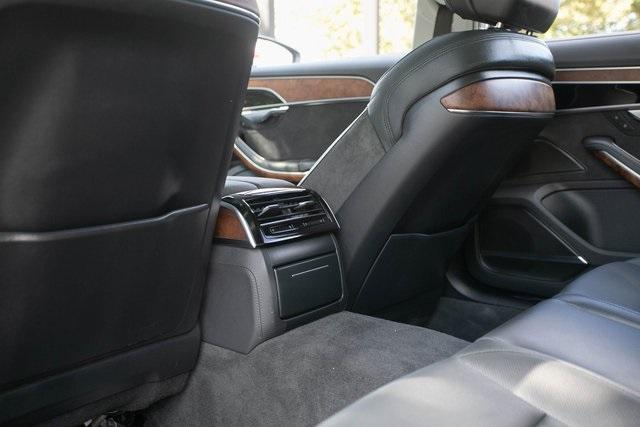 Used 2019 Audi A8 L 55 for sale $59,495 at Gravity Autos Atlanta in Chamblee GA 30341 38