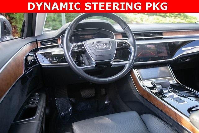 Used 2019 Audi A8 L 55 for sale $59,495 at Gravity Autos Atlanta in Chamblee GA 30341 5